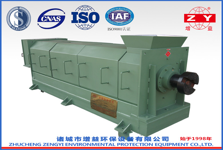 螺旋挤压脱水机-Screw extrusion dehydrator