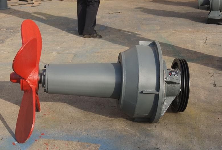 浆池推进器